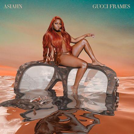 Asiahn - Gucci Frames (feat. Grandmaster Vic) - Single